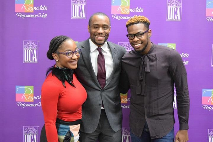Jacqueline Moragne, Dr. Marc Lamont Hill, James Johnson