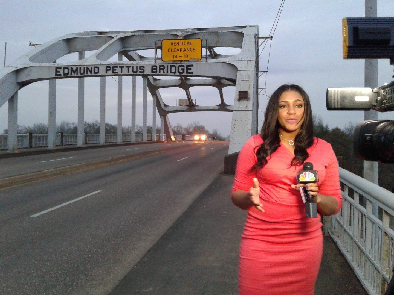 KARK News Reporter Re'Chelle Turner