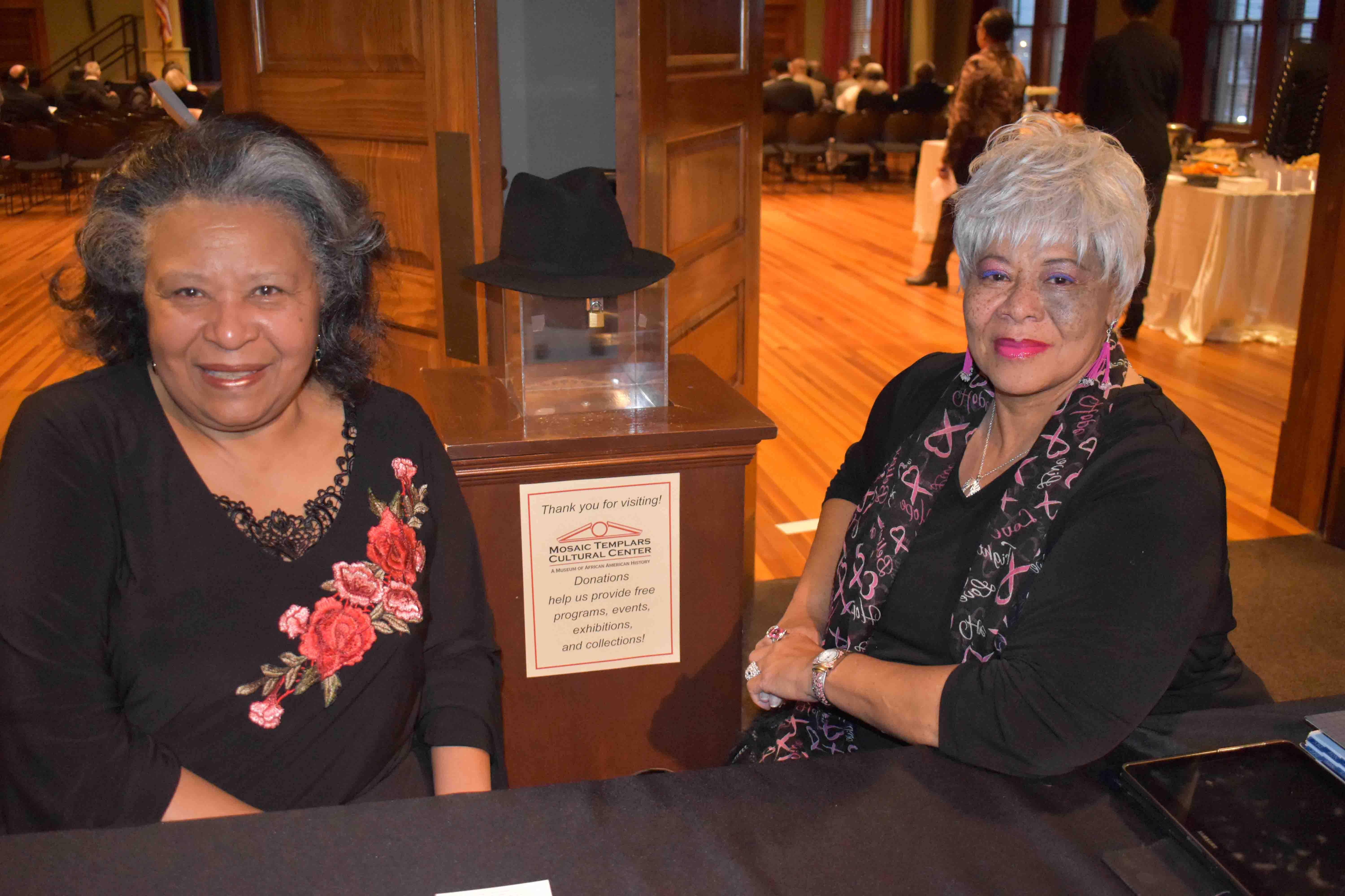 Phyllis Brown, Betty Campbell