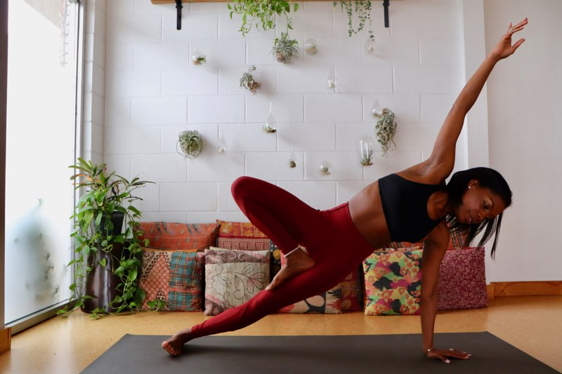 Sarah Pilcher, Yoga Instructor