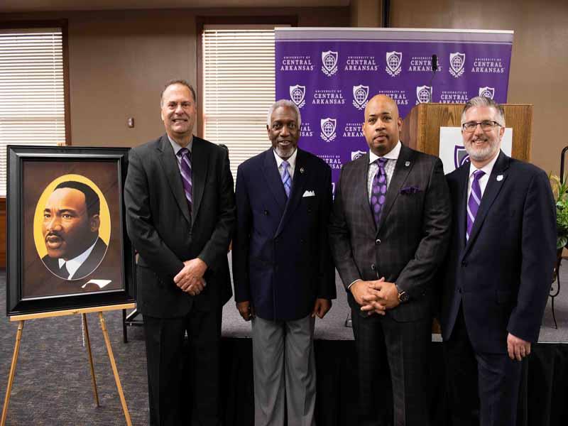 UCA Office of Diversity & Community Celebrates the Life of