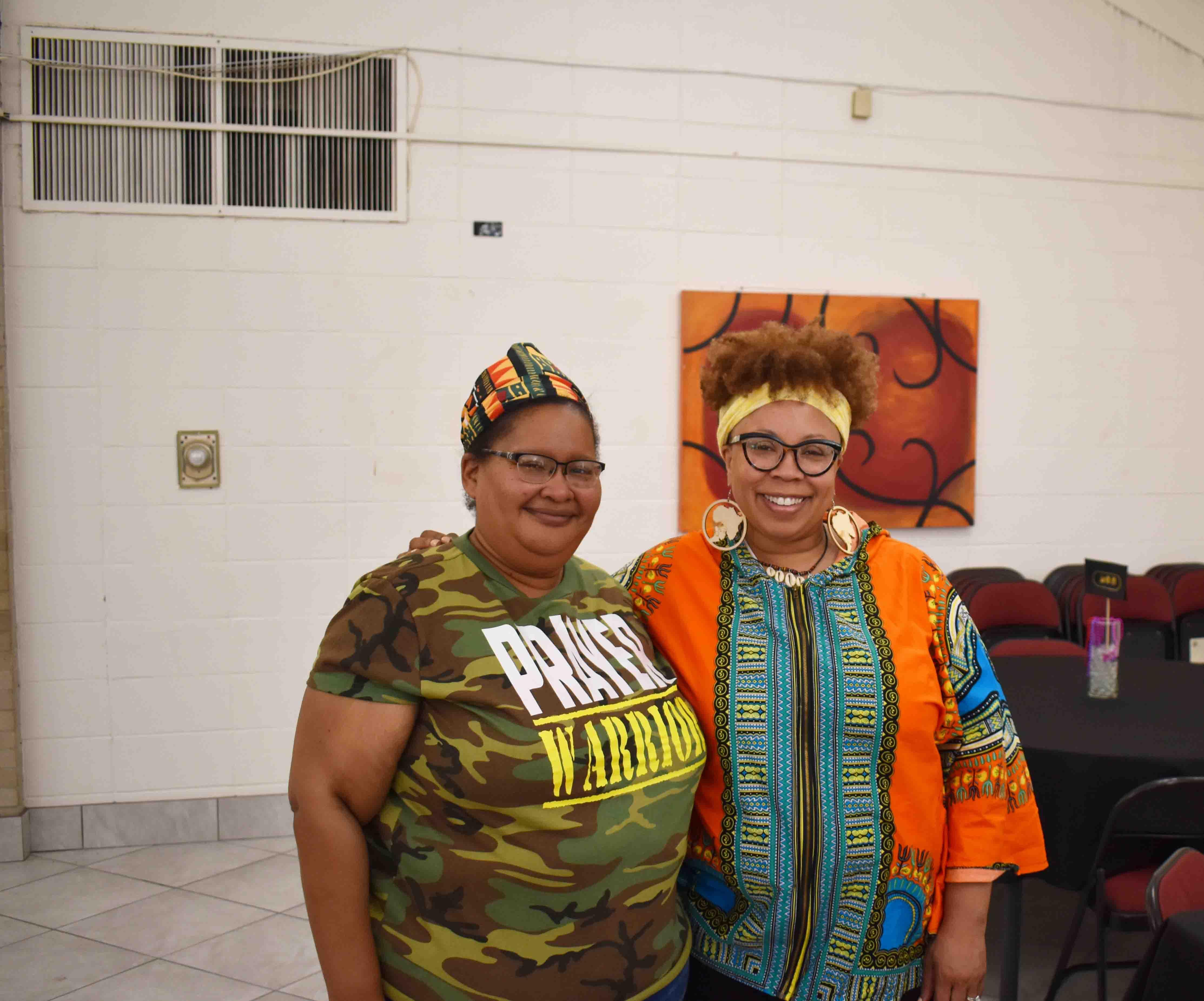 Evelyn James, Kenya Eddings