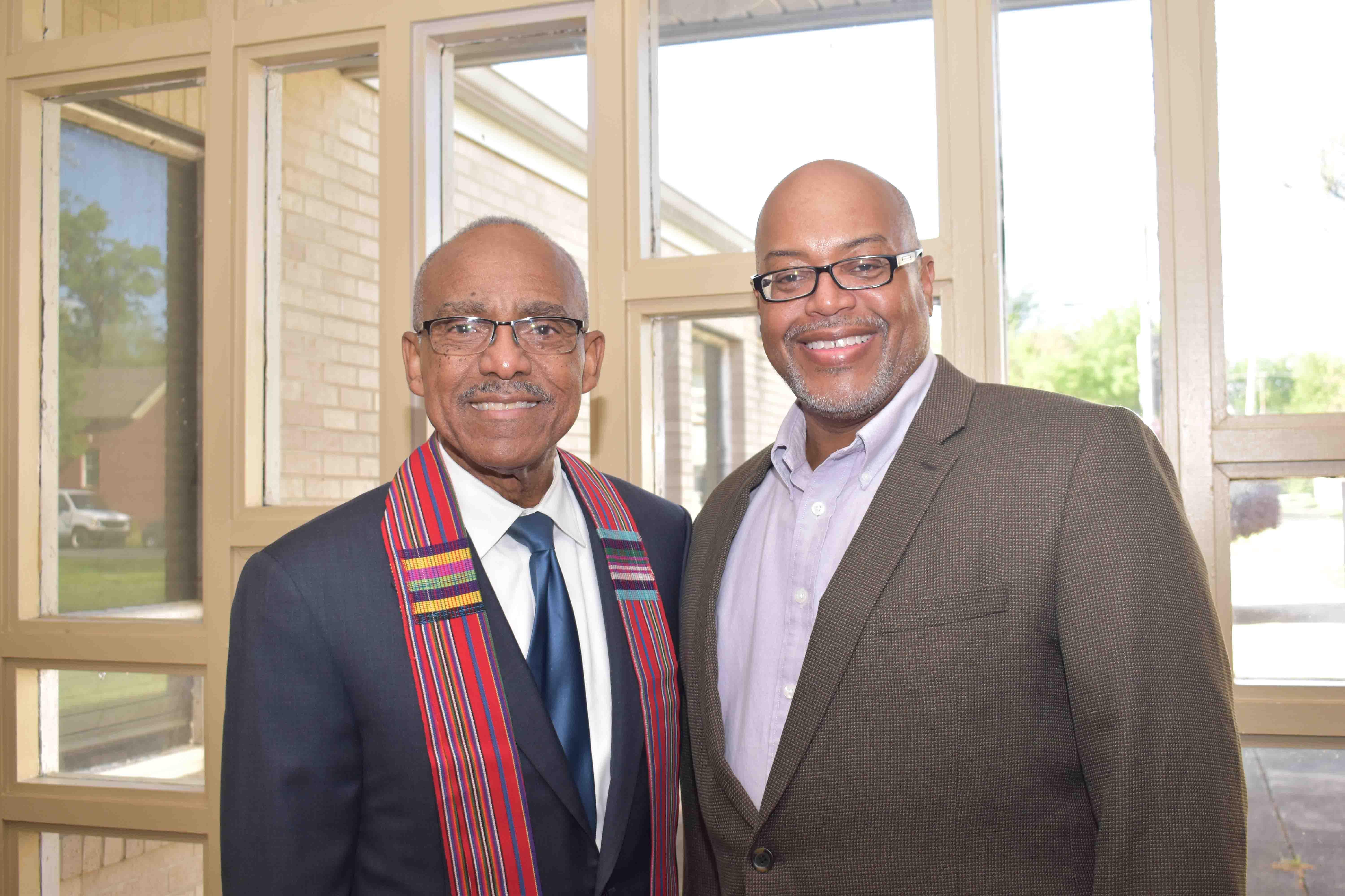 Pastor Truman Tolefree, John Buckman, Jr.
