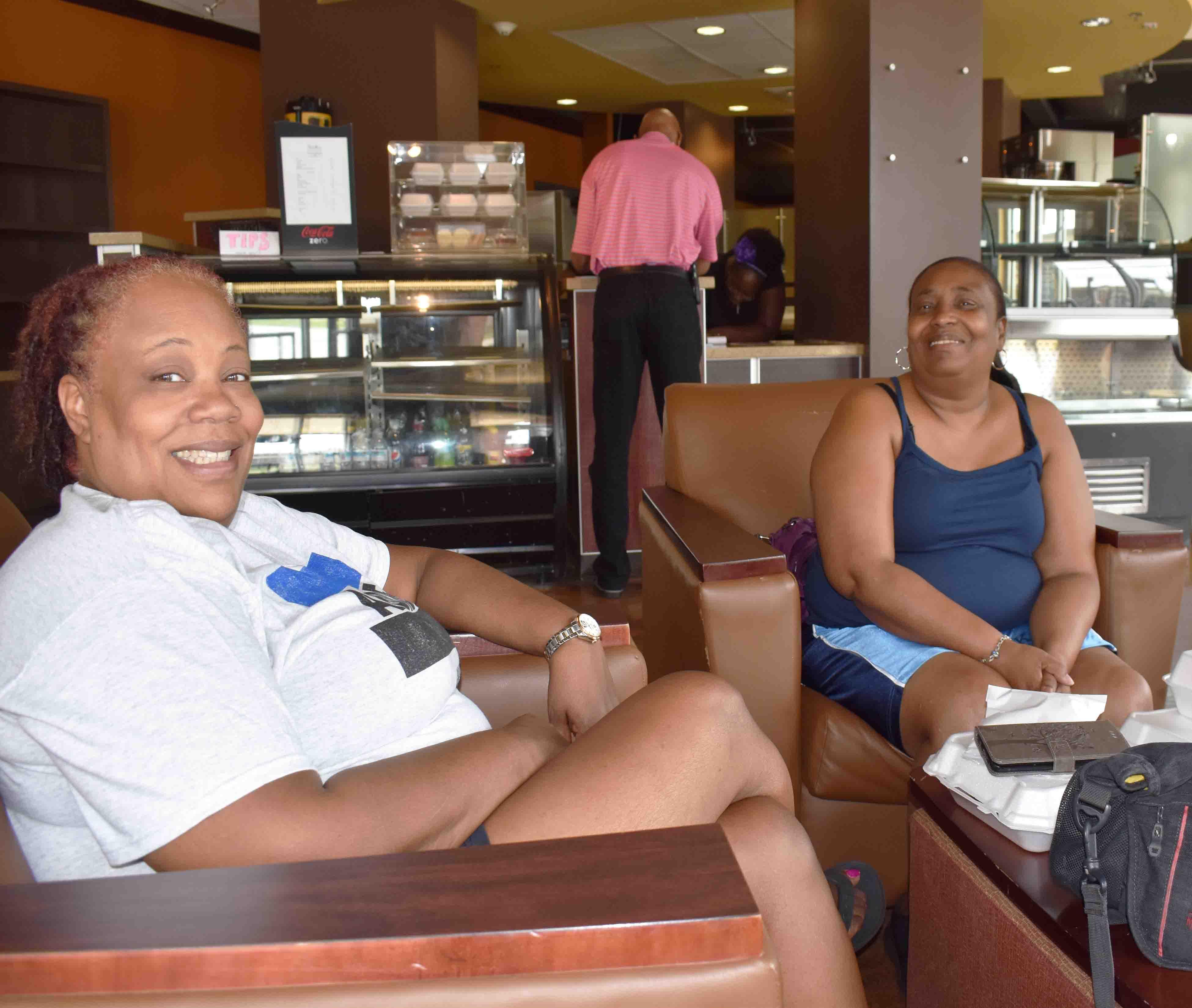 Conzy Mitchell-Burns (Memphis, TN), Cheryl Washington