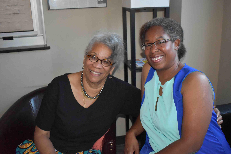 Dr. Jessica B. Harris (Brooklyn, NY), Felicia Richardson