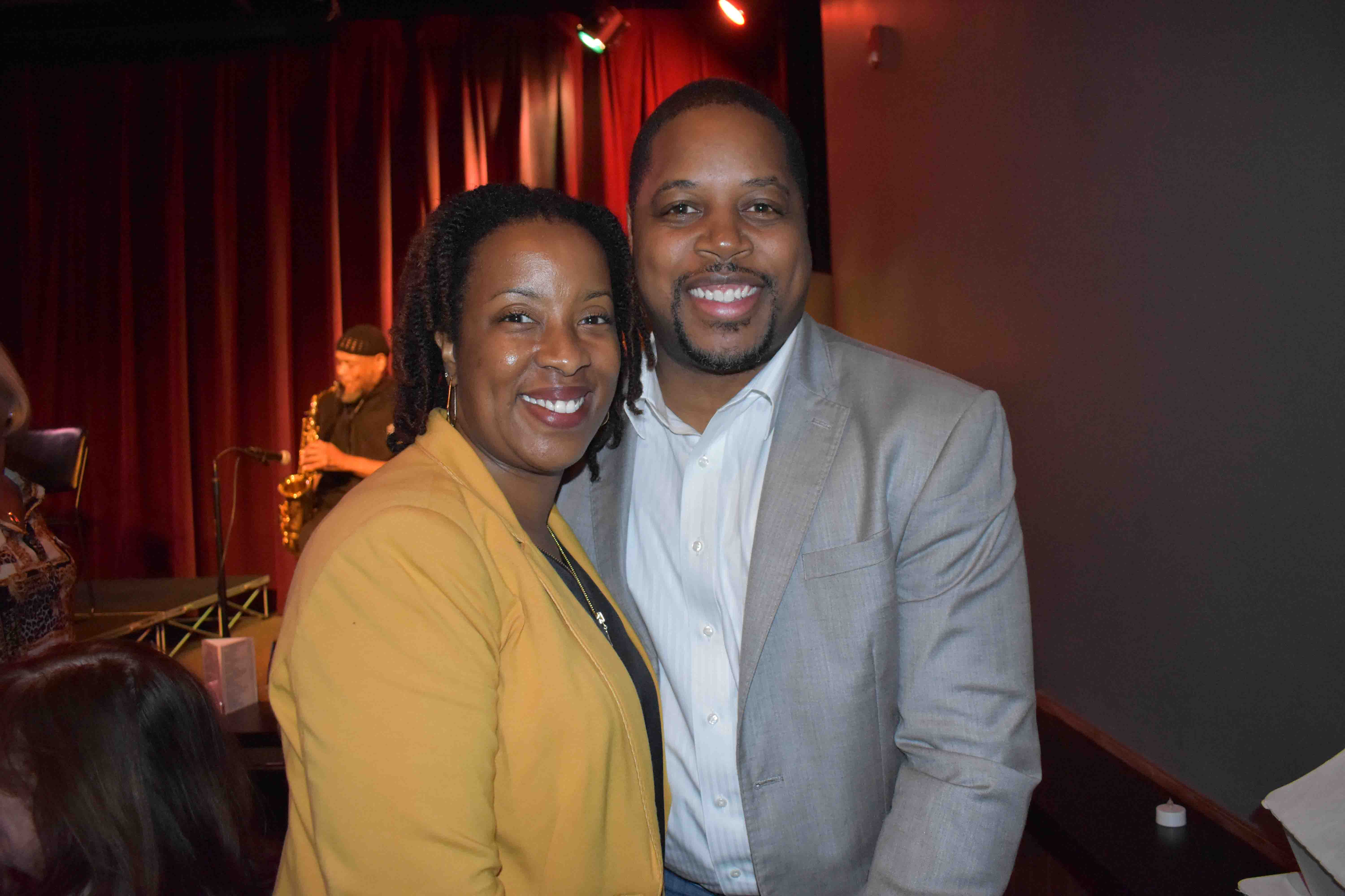 Drs. Jerrilyn & Chris Jones