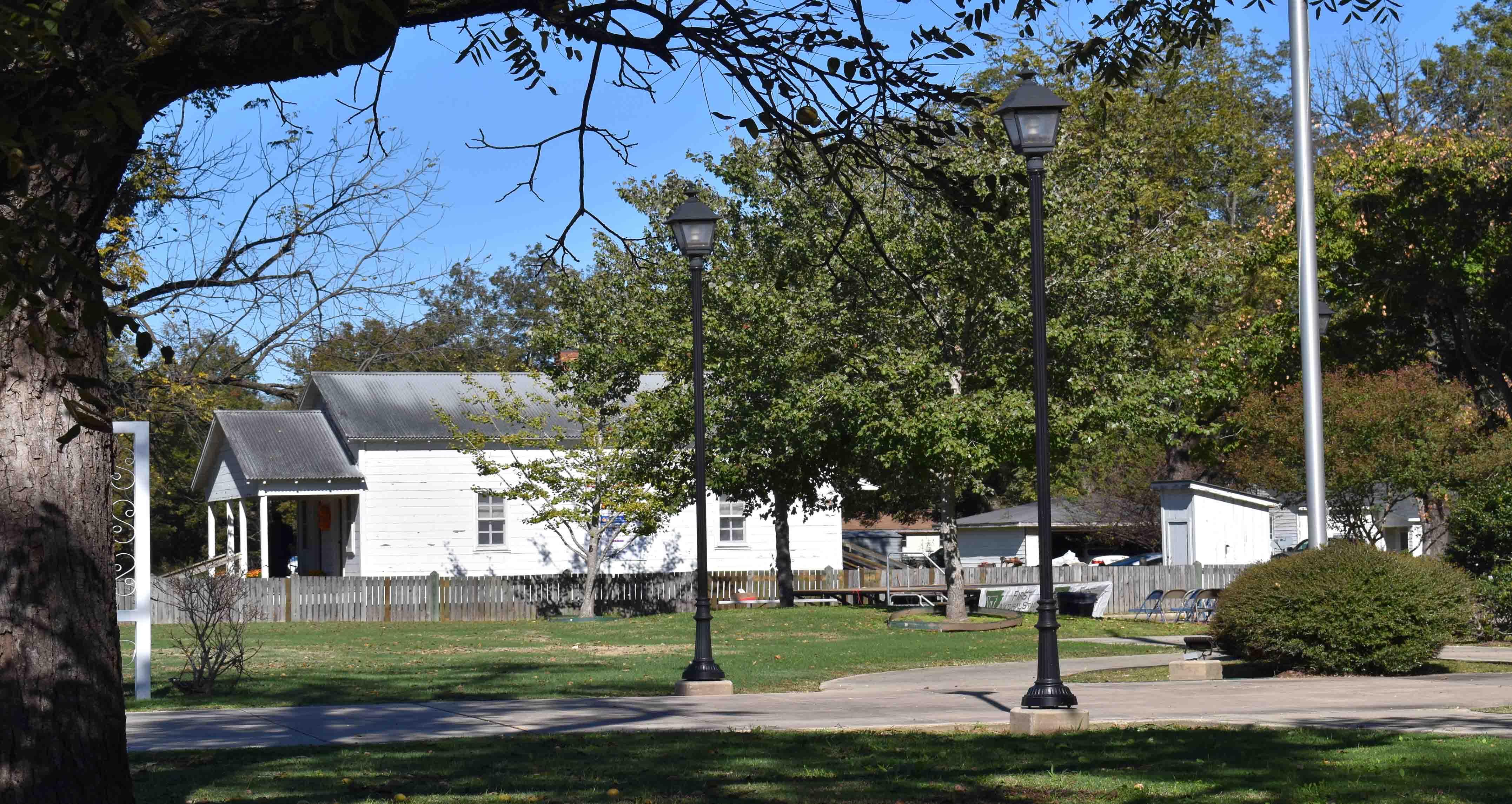 John H. Johnson Childhood Home